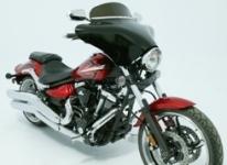 Yamaha star cruiser memphis batwing fairings 1 509 466 3410 for Yamaha dealers in memphis tn