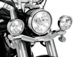 Yamaha v star 1100 headlights signals light bars driving yamaha v star 1100 drag star light bars driving lights aloadofball